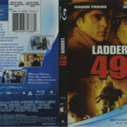Ladder 49 (2007) R1 Blu-Ray Cover & Label
