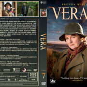 Vera – Set 7 (2017) R1 Custom DVD Cover & Labels