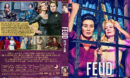 Feud: Bette and Joan (2017) R1 Custom DVD Cover & Labels