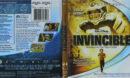 Invincible (2006) R1 Blu-Ray Cover & Label