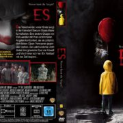 Es (2017) R2 GERMAN Custom DVD Cover