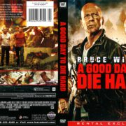 A Good Day to Die Hard (2013) R1 DVD Cover