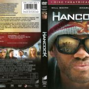 Hancock (2008) R1 DVD Cover