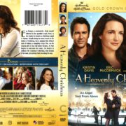 A Heavenly Christmas (2016) R1 DVD Cover