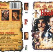 Hook (1991) R1 DVD Cover