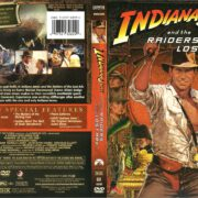 Indiana Jones and the Raiders of the Lost Ark (1981) R1 DVD Cover