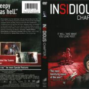 Insidious Chapter 2 (2013) R1 DVD Cover