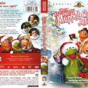 It's a Very Merry Muppet Christmas Movie (2003) R1 DVD Cover