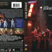 Jersey Boys (2014) R1 DVD Cover