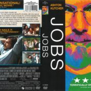 Jobs (2013) R1 DVD Cover