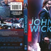 John Wick Chapter 2 (2017) R1 DVD Cover