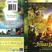 The Jungle Book (2016) R1 DVD Cover