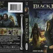 Black Death (2010) R1 Blu-Ray Cover & Label