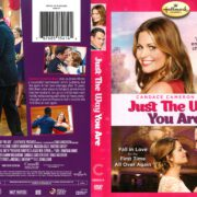 Just the Way You Are (2015) R1 DVD Cover