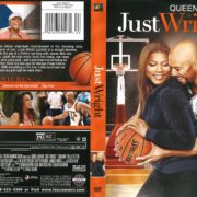 Just Wright (2010) R1 DVD Cover