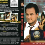 K-9: The Patrol Pack (2004) R1 DVD Cover