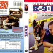 K-9: P.I. (2002) R1 DVD Cover