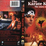 The Karate Kid Part II (2005) R1 DVD Cover
