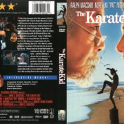 The Karate Kid (1984) R1 DVD Cover