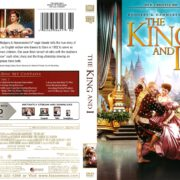 The King and I (1956) R1 DVD Cover