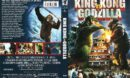 King Kong Vs Godzilla (2005) R1 DVD Cover