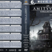 An Amityville Collection (1985-2005) R1 DVD Covers