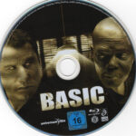 Basic (2010) R2 German Blu-Ray Covers & Label