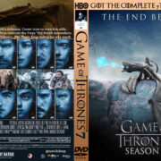 Game of Thrones: Season 7 (2017) R0 Custom DVD Covers