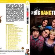 The Big Bang Theory – Staffel 8 (2014) R2 German Custom
