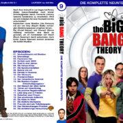 The Big Bang Theory – Staffel 9 (2015) R2 German Custom