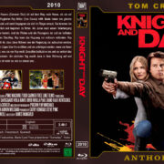 Knight and Day (2010) (Tom Cruise Anthologie) German Custom Blu-Ray Cover