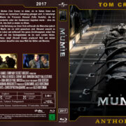 Die Mumie (2017) (Tom Cruise Anthologie) German Custom Blu-Ray Cover
