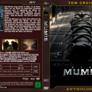 Die Mumie (2017) (Tom Cruise Anthologie) German Custom Cover