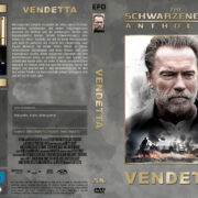 Vendetta (2016) (Arnold Schwarzenegger Anthology) German Custom Cover