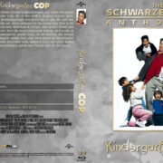 Kindergarten Cop (1990) (Arnold Schwarzenegger Anthology) German Custom Blu-Ray Cover