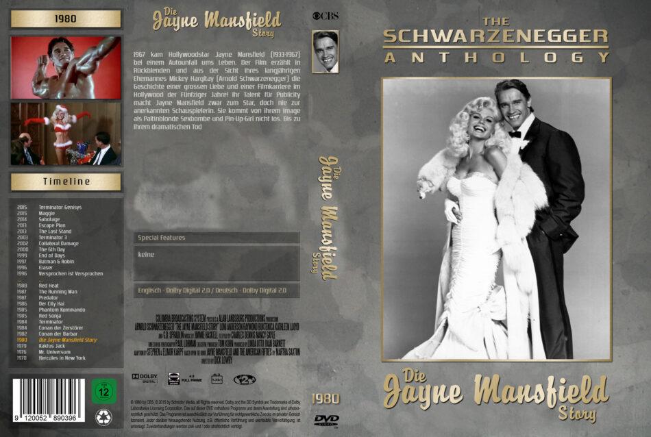 Die Jayne Mansfield Story (1980) (Arnold Schwarzenegger Anthology