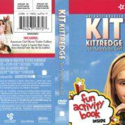Kit Kittredge: An American Girl (2010) R1 DVD Cover
