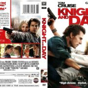 Knight and Day (2010) R1 DVD Cover