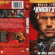 A Knight's Tale (2001) R1 DVD Covers