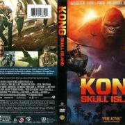 Kong Skull Island (2017) R1 DVD Cover