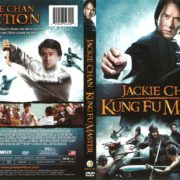 Kung Fu Master (2009) R1 DVD Cover