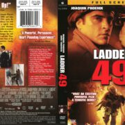 Ladder 49 (2005) R1 DVD Cover
