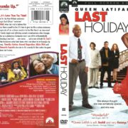 The Last Holiday (2006) R1 DVD Cover