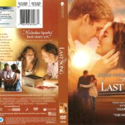 The Last Song (2010) R1 DVD Cover