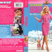 Legally Blonde 2 (2003) R1 DVD Cover