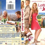 Letters to Juliet (2010) R1 DVD Cover