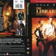 The Librarian: Return to King Solomon's Mines (2006) R1 DVD Cover