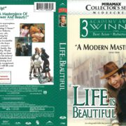 Life is Beautiful (1997) R1 DVD Cover