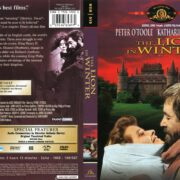 The Lion in Winter (1968) R1 DVD Cover