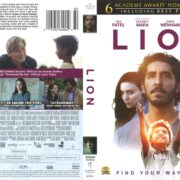 Lion (2016) R1 DVD Cover